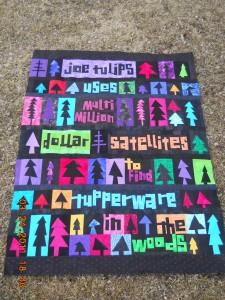 JuliePgeocaching quilt