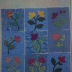 September 3-D Flowers