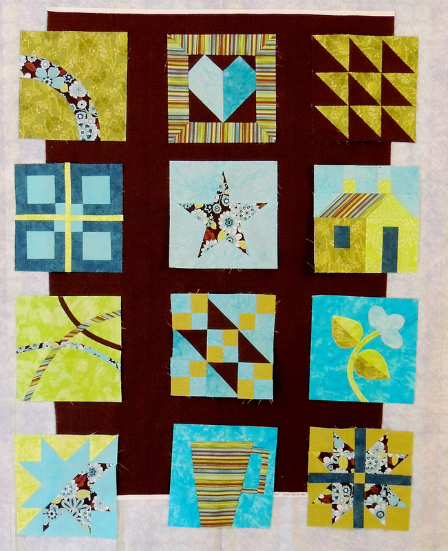 Sophie's Sampler Blocks