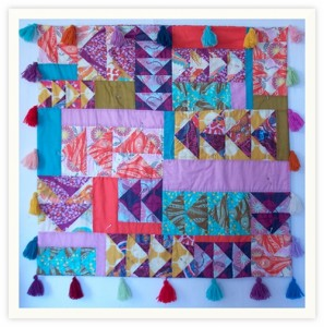 Anne Marie Horner's Quilt
