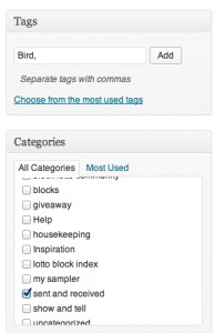 Tags-and-Categories