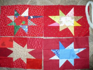 star blocks and quilt 004