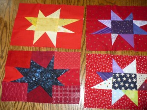 star blocks and quilt 009