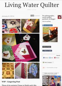 Blog homepage 2