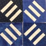 Hall Diagonal Squares
