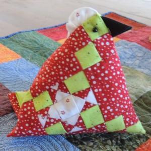 Red Hen Pincushion