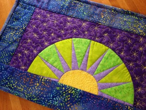 Sunrsie Placemats 2 w