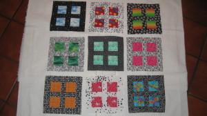 nine windows made for drawing