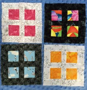 August window blocks