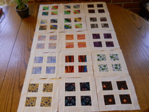 Mod Mod Quilt progress 004