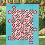 Quilt Design idea (and 2 giveaway links)
