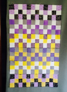 bargello 9 patch