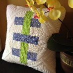 Woven Bar Pillow Challenge