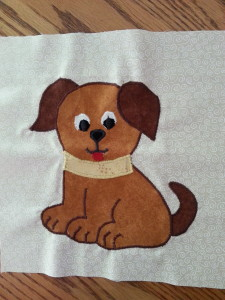 puppy gold color 1