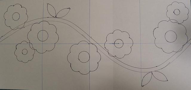 FlowerRowPattern