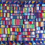 Scrappy Strip Quilts