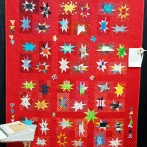 Tall Stars Quilt Finished!