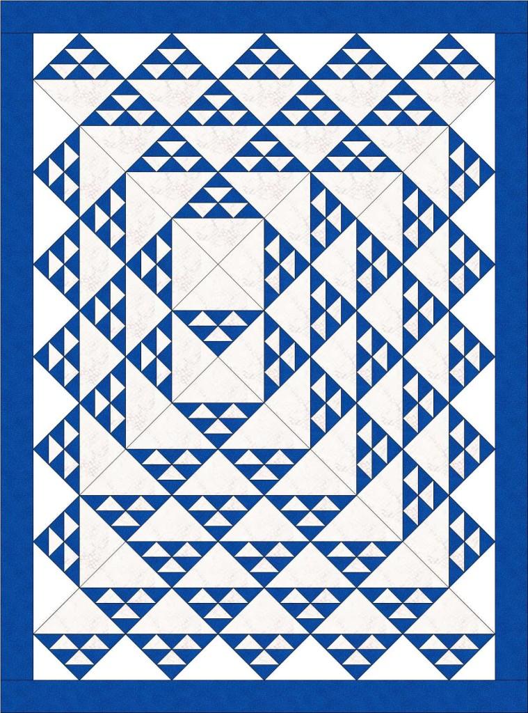 BIA-Asymmetric Quilt