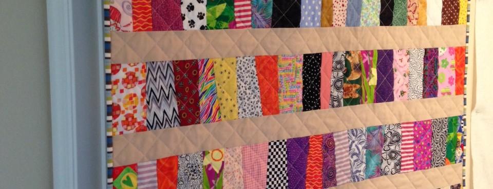 A Quick Quilt