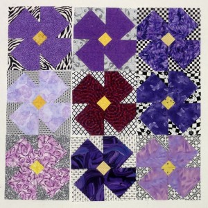 nine violets