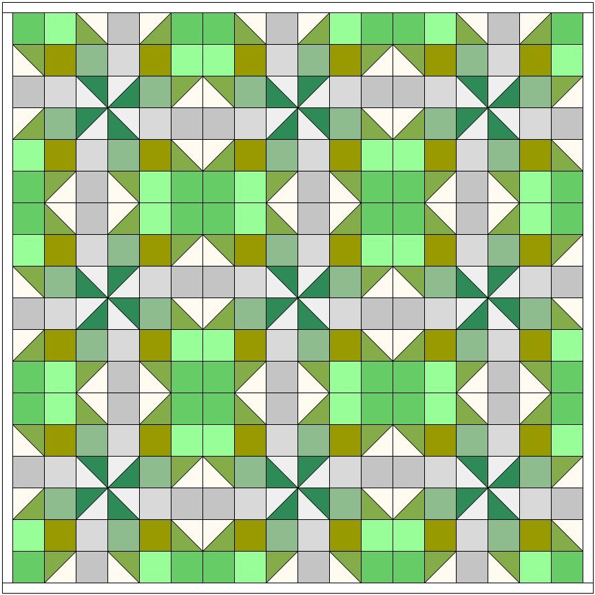 GeometricLeafQuilt
