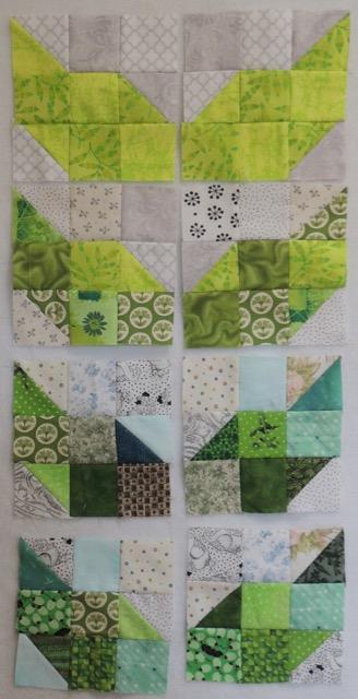 Sophie-4Pairs-GreenLeaves