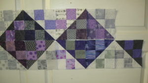 Purple Mountains Blocks