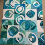 baby quilt almost done