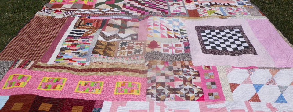 Dud Winnings Quilt