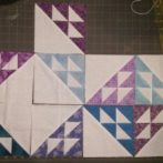 New Year, 9 blocks done!!