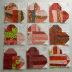 January hearts
