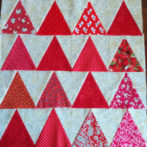 Debbie's Red Triangles