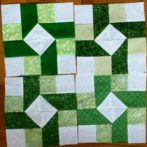 Four Susannah Blocks for March