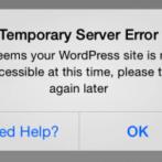 WordPress App problems on iPad/iPhone