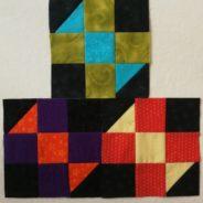 Hourglass blocks