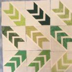 Nine Green V's