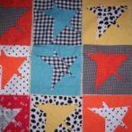 May Wonky 5 Point Stars