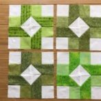 Four Susannah Blocks