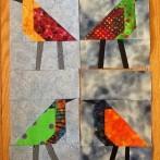 4 little birds