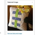 Selecting a Featured Image (and Why You Might Want to Select One)